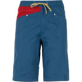 La Sportiva Bleauser - Shorts Homme - rouge/bleu